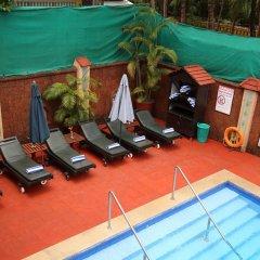 Отель Casa Severina Индия, Гоа - отзывы, цены и фото номеров - забронировать отель Casa Severina онлайн фитнесс-зал фото 2