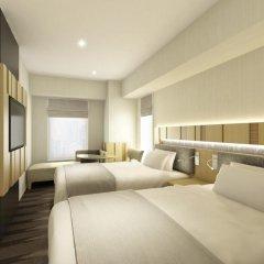 Отель Sunroute Ginza Япония, Токио - отзывы, цены и фото номеров - забронировать отель Sunroute Ginza онлайн комната для гостей фото 2