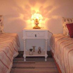 Отель Casa Amarela Óbidos комната для гостей