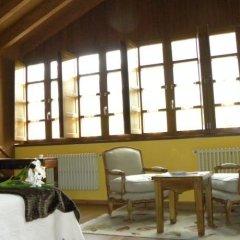 Hotel Valle Del Silencio Понферрада питание фото 2