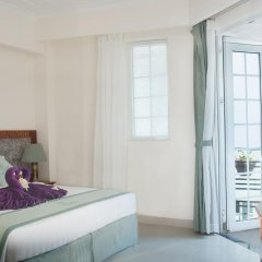Pavillon Garden Hotel & Spa 3* Улучшенный номер с различными типами кроватей фото 9