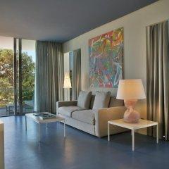 Отель The Oitavos 5* Улучшенные апартаменты с разными типами кроватей фото 10