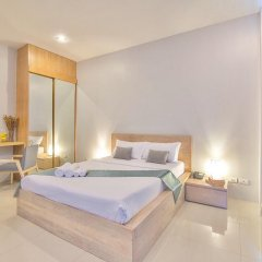 Отель Lemonade Phuket 3* Студия с различными типами кроватей