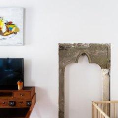 Отель Casa di Campo de' Fiori Апартаменты с различными типами кроватей фото 25