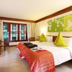 Отель Kamala Beach Resort a Sunprime Resort 4* Номер Делюкс с двуспальной кроватью фото 6