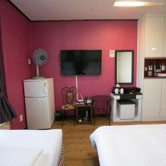K Hostel Стандартный номер с различными типами кроватей фото 9