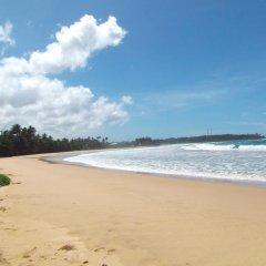 Отель Sheen Home stay Шри-Ланка, Пляж Golden Mile - отзывы, цены и фото номеров - забронировать отель Sheen Home stay онлайн пляж фото 2
