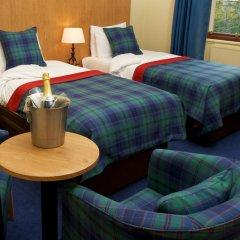 The Pipers' Tryst Hotel 4* Стандартный номер с различными типами кроватей фото 2