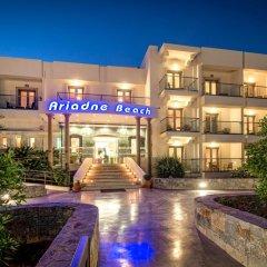 Ariadne Beach Hotel 3* Номер Делюкс с различными типами кроватей фото 3