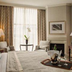 Отель Magnolia Hotel & Spa Канада, Виктория - отзывы, цены и фото номеров - забронировать отель Magnolia Hotel & Spa онлайн комната для гостей фото 5
