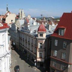 Отель Classic Apartments - Suur-Karja 18 Эстония, Таллин - отзывы, цены и фото номеров - забронировать отель Classic Apartments - Suur-Karja 18 онлайн балкон