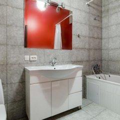 Гостиница Chornovola 23 Украина, Львов - отзывы, цены и фото номеров - забронировать гостиницу Chornovola 23 онлайн ванная