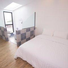Отель Glur Bangkok Люкс разные типы кроватей фото 14