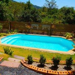Отель Villa Sukhothai @ Golden Pool Villas бассейн