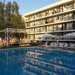 Отель Festa Hotel Болгария, Кранево - отзывы, цены и фото номеров - забронировать отель Festa Hotel онлайн бассейн фото 3