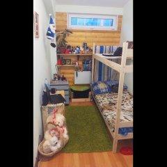 Хостел Лофт Кровать в общем номере с двухъярусной кроватью фото 14