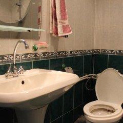 Гостиница Октябрьская Номер с общей ванной комнатой с различными типами кроватей (общая ванная комната) фото 12