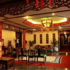 Отель Lu Song Yuan Китай, Пекин - отзывы, цены и фото номеров - забронировать отель Lu Song Yuan онлайн гостиничный бар