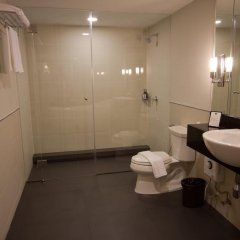 Thee Bangkok Hotel 3* Улучшенный номер с различными типами кроватей фото 22