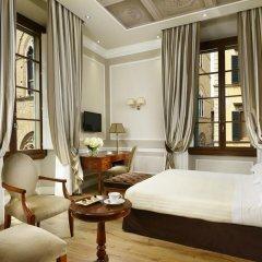 FH55 Hotel Calzaiuoli 4* Президентский люкс с различными типами кроватей