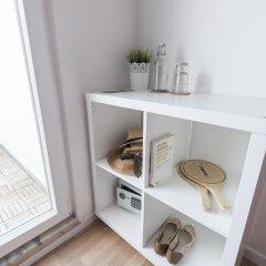 HomeMoel Hostel сейф в номере