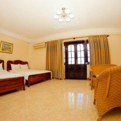 Golden Hotel Нячанг комната для гостей фото 2