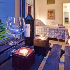 Апартаменты Habitat Apartments Bruc Барселона комната для гостей фото 3