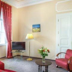 Hotel Leonardo Prague 4* Семейный люкс с двуспальной кроватью фото 6