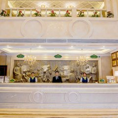 Отель Vienna Shenzhen Xiashuijing Subway Station Шэньчжэнь интерьер отеля фото 2