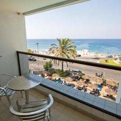 Blue Sky City Beach Hotel 4* Стандартный номер с различными типами кроватей фото 6
