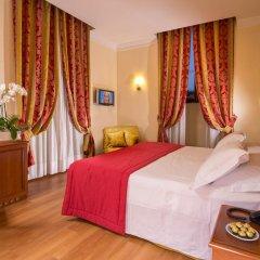 Отель Milton Roma 4* Стандартный номер фото 6