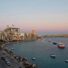 Отель Sliema Hotel by ST Hotels Мальта, Слима - 4 отзыва об отеле, цены и фото номеров - забронировать отель Sliema Hotel by ST Hotels онлайн пляж