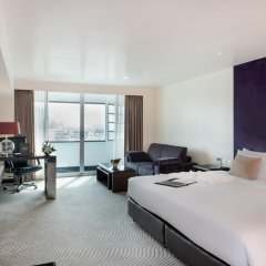 Отель Furama Silom, Bangkok 3* Номер Делюкс с разными типами кроватей фото 5