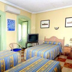 Отель CH Plaza D'Ort Rooms Madrid комната для гостей фото 5