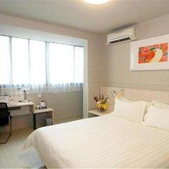 Отель Jinjiang Inn Shanghai Minhang Dongchuan Road 2* Номер Бизнес с различными типами кроватей фото 4