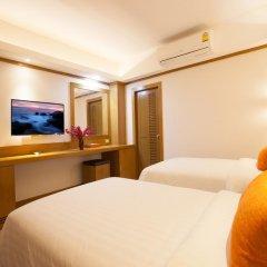 Chabana Kamala Hotel 4* Улучшенный номер с двуспальной кроватью фото 8