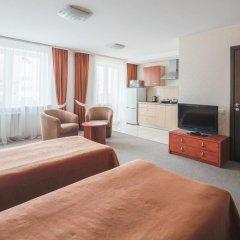 Гостиница Комплекс апартаментов Комфорт Студия с 2 отдельными кроватями фото 10