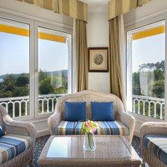 Eurostars Gran Hotel La Toja комната для гостей фото 4