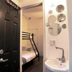 HighRoad Hostel DC Стандартный номер с различными типами кроватей