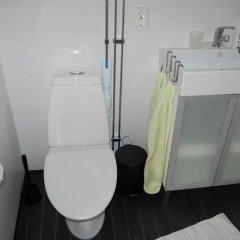 Отель Grottstugan ванная