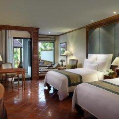 Отель JW Marriott Phuket Resort & Spa 5* Номер Делюкс с двуспальной кроватью фото 5