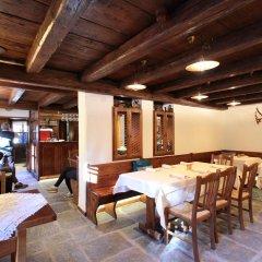 Отель Chalet Rikheland Италия, Саурис - отзывы, цены и фото номеров - забронировать отель Chalet Rikheland онлайн питание фото 3