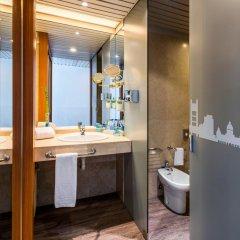 TRYP Coruña Hotel 4* Номер категории Эконом с различными типами кроватей