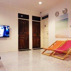 Отель Ethereal Inn сауна