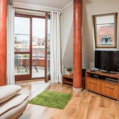 Отель LeoApart Апартаменты с различными типами кроватей фото 33