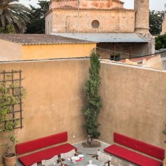 Zacosta Villa Hotel Родос приотельная территория