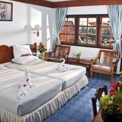 Отель Best Western Phuket Ocean Resort 4* Улучшенный номер двуспальная кровать фото 2