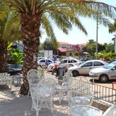 Blue Star Hotel парковка
