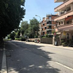 Отель Appartamenti KKD Лугано парковка