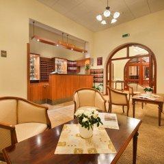 Отель PODHRAD Глубока-над-Влтавой интерьер отеля фото 2